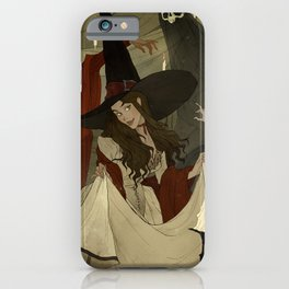 The Witches Ball iPhone Case