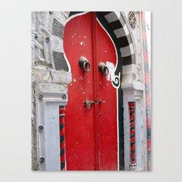 Tunisia Canvas Print