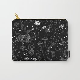 Stars & Animals Cosmic Constellation Pattern Carry-All Pouch
