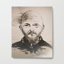 Terry on #canvas Metal Print
