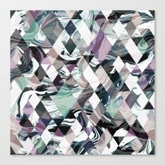 Diamond Rock Canvas Print