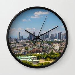 TOKYO 34 Wall Clock