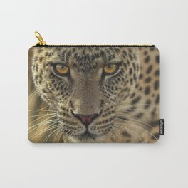 Leopard - On the Prowl Carry-All Pouch