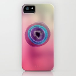 Lazy Eye iPhone Case