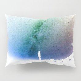 Milky Way Prayer Pillow Sham