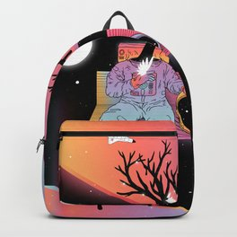 Coexistentiality (Sustaining Life) Backpack