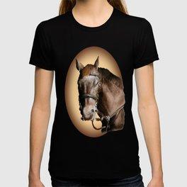 Season of the Horse - Pudding T-shirt