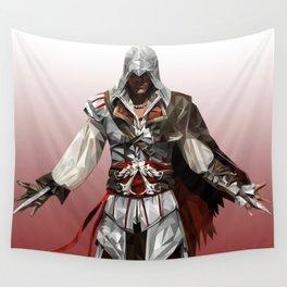 Ezio Auditore da Firenze Wall Tapestry