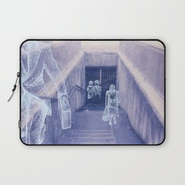 The city remembers; underground tunnel Laptop Sleeve