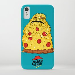 Pizza The Hutt iPhone Case