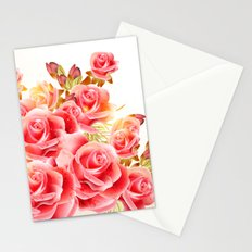 Pink Lovers Stationery Cards