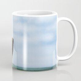 Watching The Herd - American Indians Coffee Mug