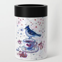 Winter Tea (Ble Jay) Can Cooler