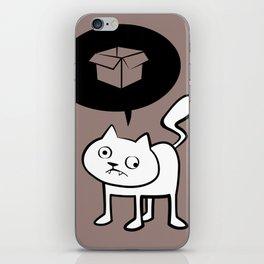 minima - derpicat   box iPhone Skin