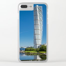Turning Torso Clear iPhone Case