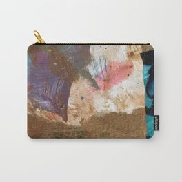 Colours of the wind, and gold. Carry-All Pouch