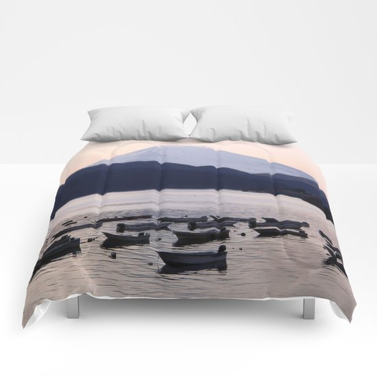 Lonely after Dark (Japan) Comforters