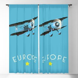 Europe Blackout Curtain