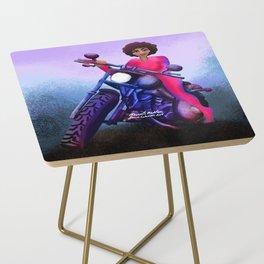 Biker Girl Side Table