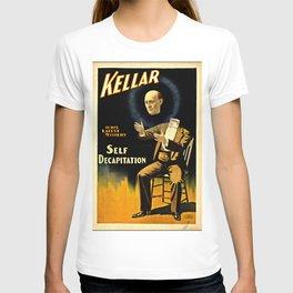 Kellar Self Decapitation T-shirt
