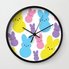 Peep Love Wall Clock