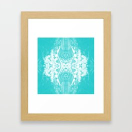 Eye of the Goddess Framed Art Print