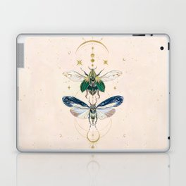 Moon insects Laptop & iPad Skin