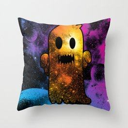 Space Ghost 2.0 Throw Pillow