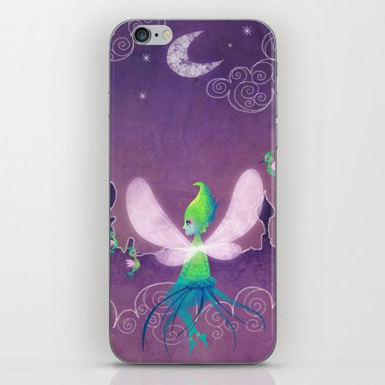 Toothiana iPhone & iPod Skin