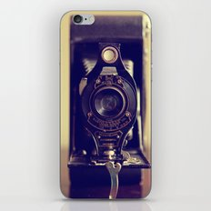The Vintage Camera iPhone & iPod Skin