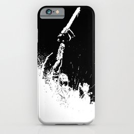 Evil Killer iPhone Case
