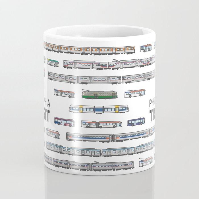 The Transit of Greater Philadelphia Coffee Mug