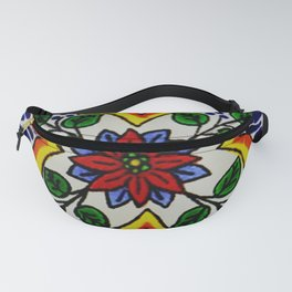 talaveramexican tile Fanny Pack