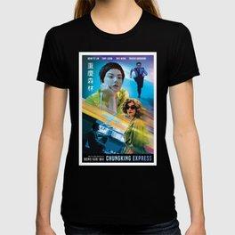 Chungking Express alternative movie poster T-shirt