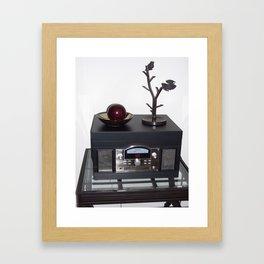 music box Framed Art Print