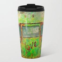 LOVE BUS Travel Mug