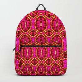Flaming Shapes Backpack