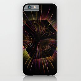Light show 4 iPhone Case