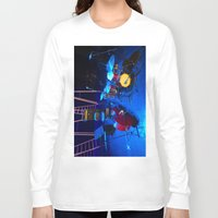 the mortal instruments Long Sleeve T-shirts featuring Instruments by Mauricio Santana