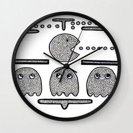 Celtic Pacman Wall Clock
