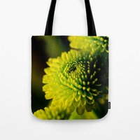 lime Tote Bags featuring Lime by Nicole Stamsek