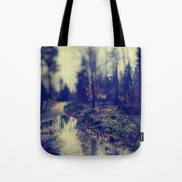 In the forrest Tote Bag