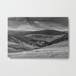 Elan Valley Metal Print