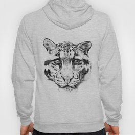 Himalayan Clouded Leopard Hoody
