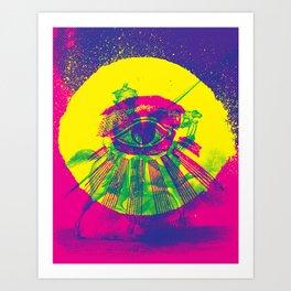 This Guiding Light Art Print