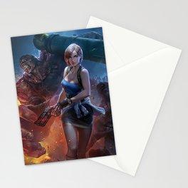 Resident Evil 3 Remake Stationery Cards
