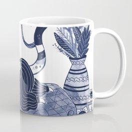 Harem Cat Coffee Mug