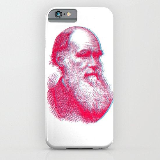 Charles Darwin iPhone & iPod Case