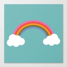 Rainbow Canvas Print