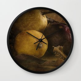 Still life #28 Wall Clock